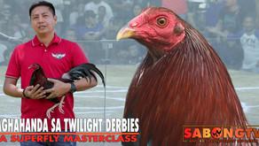 Atty. Ryan Abrenica on Twilight Derby Preparation (October 31, 2021)