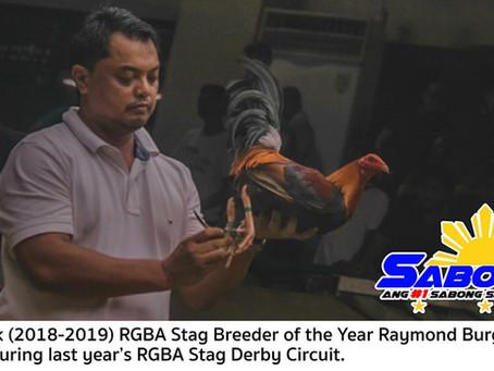 Iinit ang Kapaskuhan sa Sabong Derby ng RGBA (November 24, 2020)
