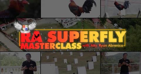 RA Superfly Masterclass