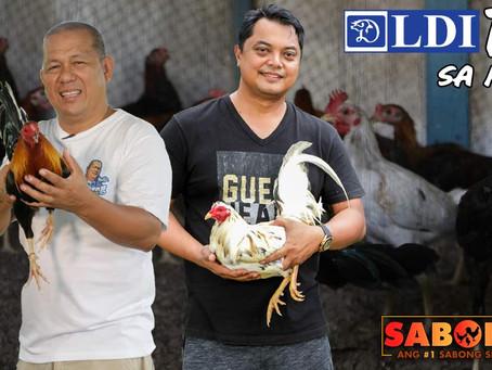 Grains sa Diet ng Cockerels with Charlie Cruz & Raymond Burgos (May 16, 2021)