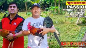 Thunderbird with Allan Reyes of ADJ Alhjen Gamefarm (October 31, 2021)