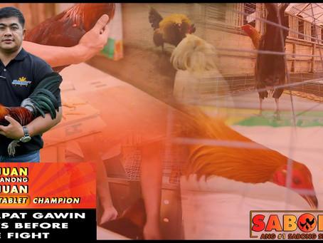 Gawain 5 Days Bago Laban with Vet Ni Juan (July 25, 2021)