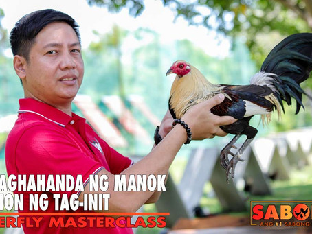 Tag-Init Tips sa Paghahanda ng Manok with Atty. Ryan (May 9, 2021)