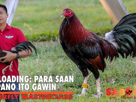 Usapang Carbo Loading sa Sabong with Atty. Ryan Abrenica (March 7, 2021)