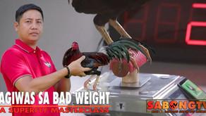 Atty. Ryan Abrenica on Pag-Iwas sa Bad Weight (October 17, 2021)