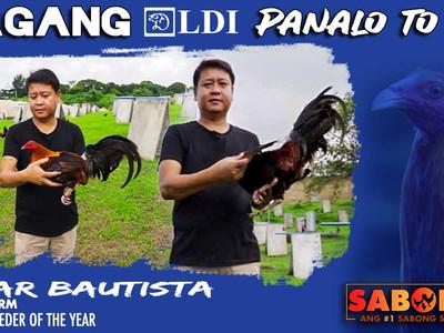 Jowar Bautista of Lexi Gamefarm for Alagang LDI Panalo To (April 18, 2021)