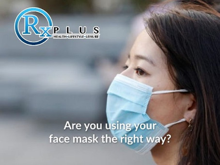 RX Trivia: Are You Using Your Face Mask the Right Way? (April 25, 2020)