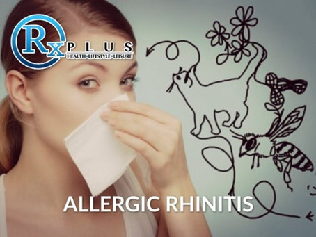Ritemed: Allergic Rhinitis (April 25, 2020)