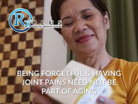 Essentials: Essentur - Forgetfulness & Joint Pains (April 25, 2020)