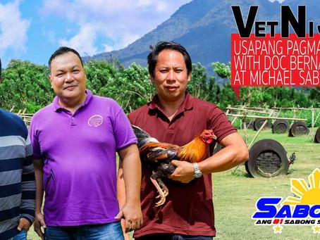 Sabong Talk with Michael Sablan at Doc Bernard Baysic (November 22, 2020)