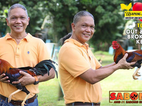 Usapang Out and Out Brokewing Kelso with Doc Jun (October 10, 2021)