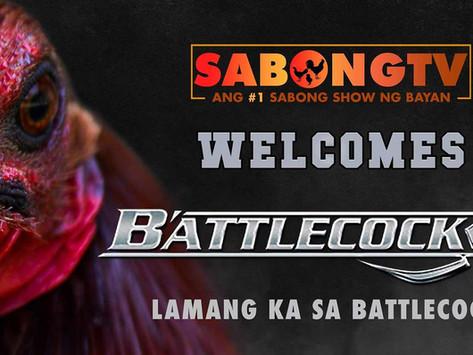 SabongTV Welcomes Battlecock (August 19, 2021)