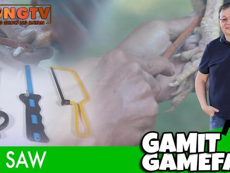 Gamit Gamefarm Feature on Spur Saw (September 26, 2021)