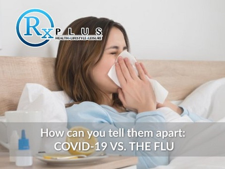 COVID vs. The Flu: How Can You Tell Them Apart? (April 18, 2020)
