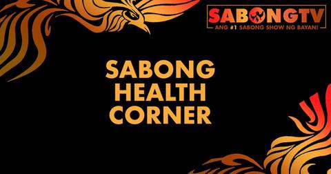 Sabong Health Corner