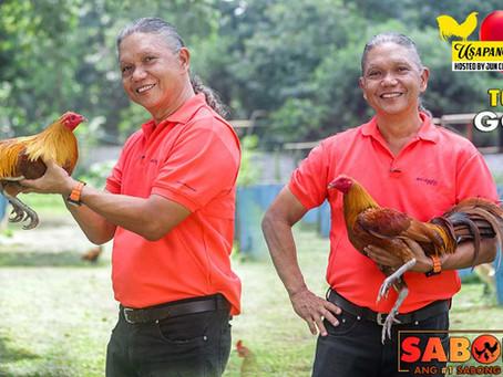 Gold Bloodline sa Sabong with Doc Jun Cueto (July 18, 2021)