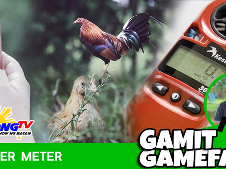 Ano ang Weather Meter sa Gamit Gamefarm (February 21, 2021)