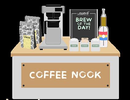 coffee subscripton, curve coffee collaborators, coffee philippines