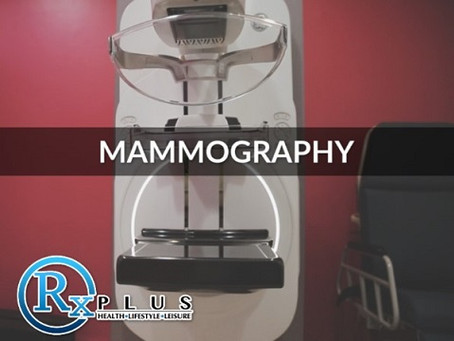 Delgado Hospital: Mammography (April 18, 2020)