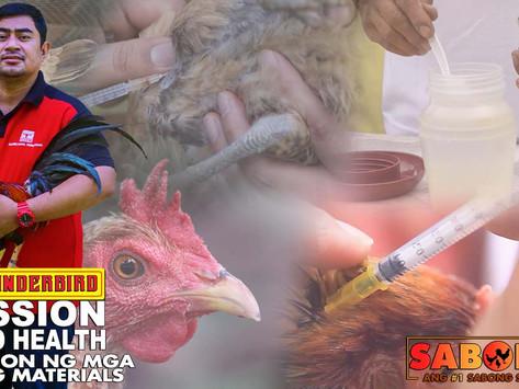 Bakuna ng mga Breeding Materials with Thunderbird (August 29, 2021)
