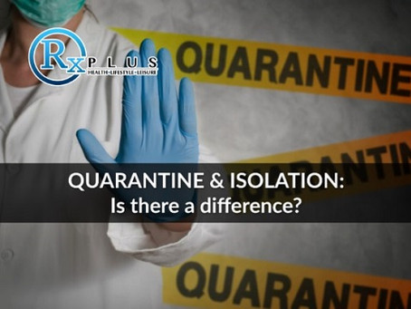RX Trivia: Quarantine Vs. Isolation (May 2, 2020)