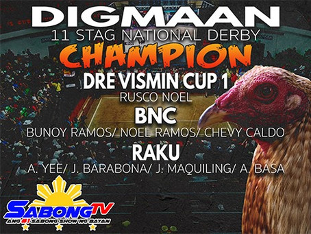 2019 Digmaan Champions (December 17, 2019)