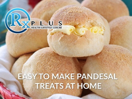 Happy Tummy: Pandesal Treats At Home (April 18, 2020)