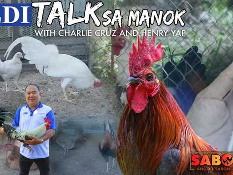 Sistema ng Pagpahinga ng Broodcock or Broodstag with Charlie Cruz at Henry Yap (October 10, 2021)