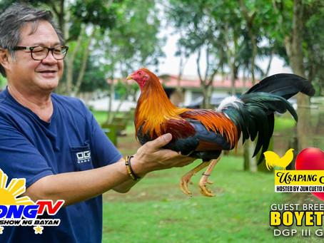 Part 2 ng Usapang Bloodlines with Boyet Plaza at Doc Jun (November 29, 2020)