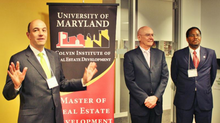 May 14th Maryland Alumni Event