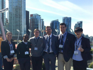 MRED Students Travel to ULI Vancouver