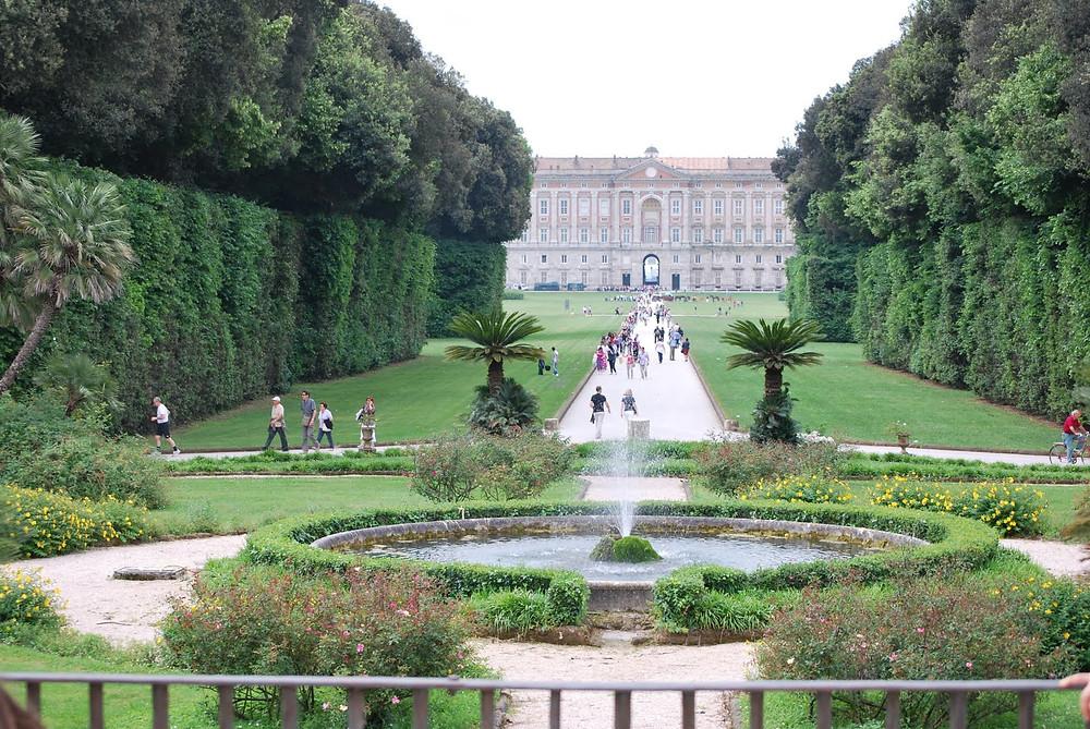 Gardens, Reggia di Caserta