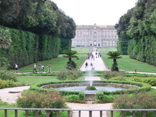 Don't miss one of the best Italian Royal Palaces: Reggia di Caserta