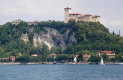 Borromeo Castle, Lake Maggiore
