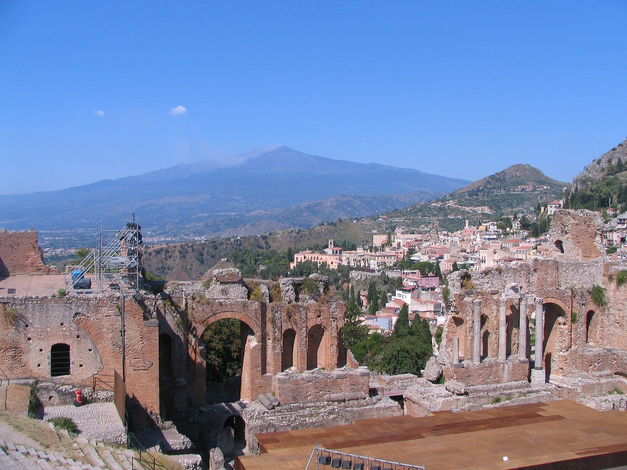 Greek Theatre, Taormina