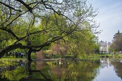 Park, Milan