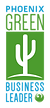 Green Business logo (vertical) - GREEN.p