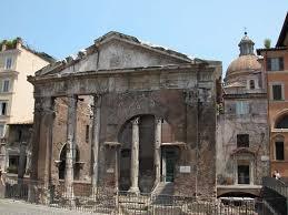 Rome ghetto, Portico d'Ottavia