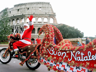 BUON NATALE! When you find yourself in Italy during the Holidays, there are a few things you need to