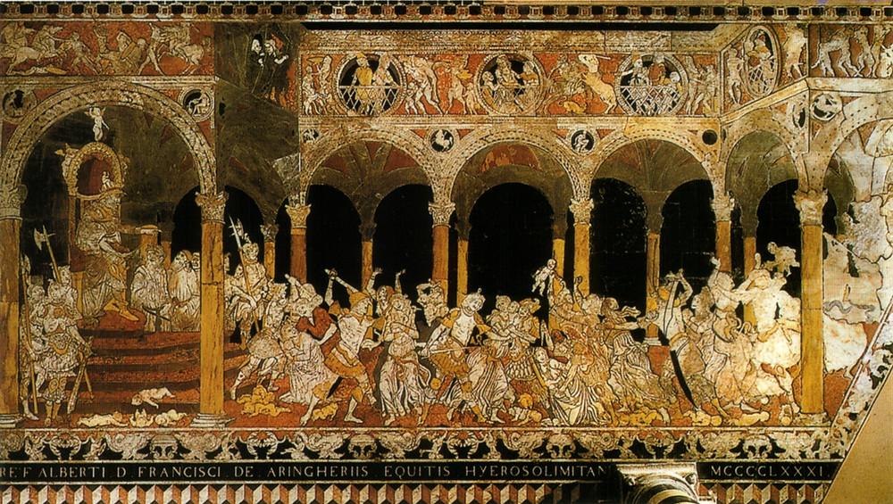 siena mosaics
