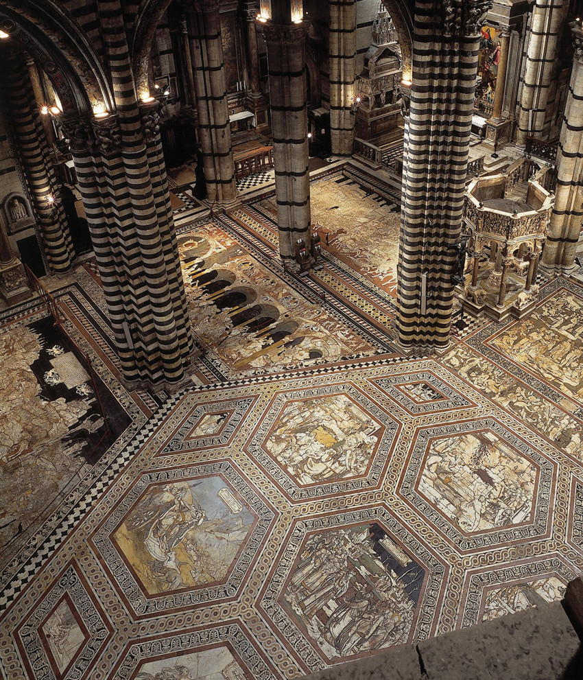 interios mosaics