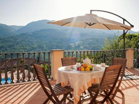 Villa Costiera - Campania