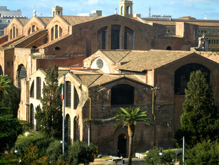 See the Baths of Diocletian as never seen  before, in 3D!