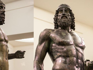 Don't miss the Riace Bronzes and much more at the Reggio Calabria's National Archaeological Muse