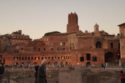 Trajan's Market, Roman Forum