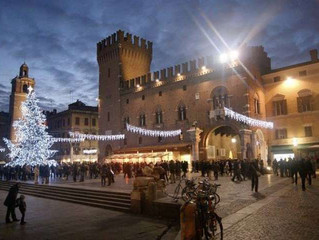 Experience the Holiday Magic of the Italian Christmas Markets, i Mercatini di Natale!