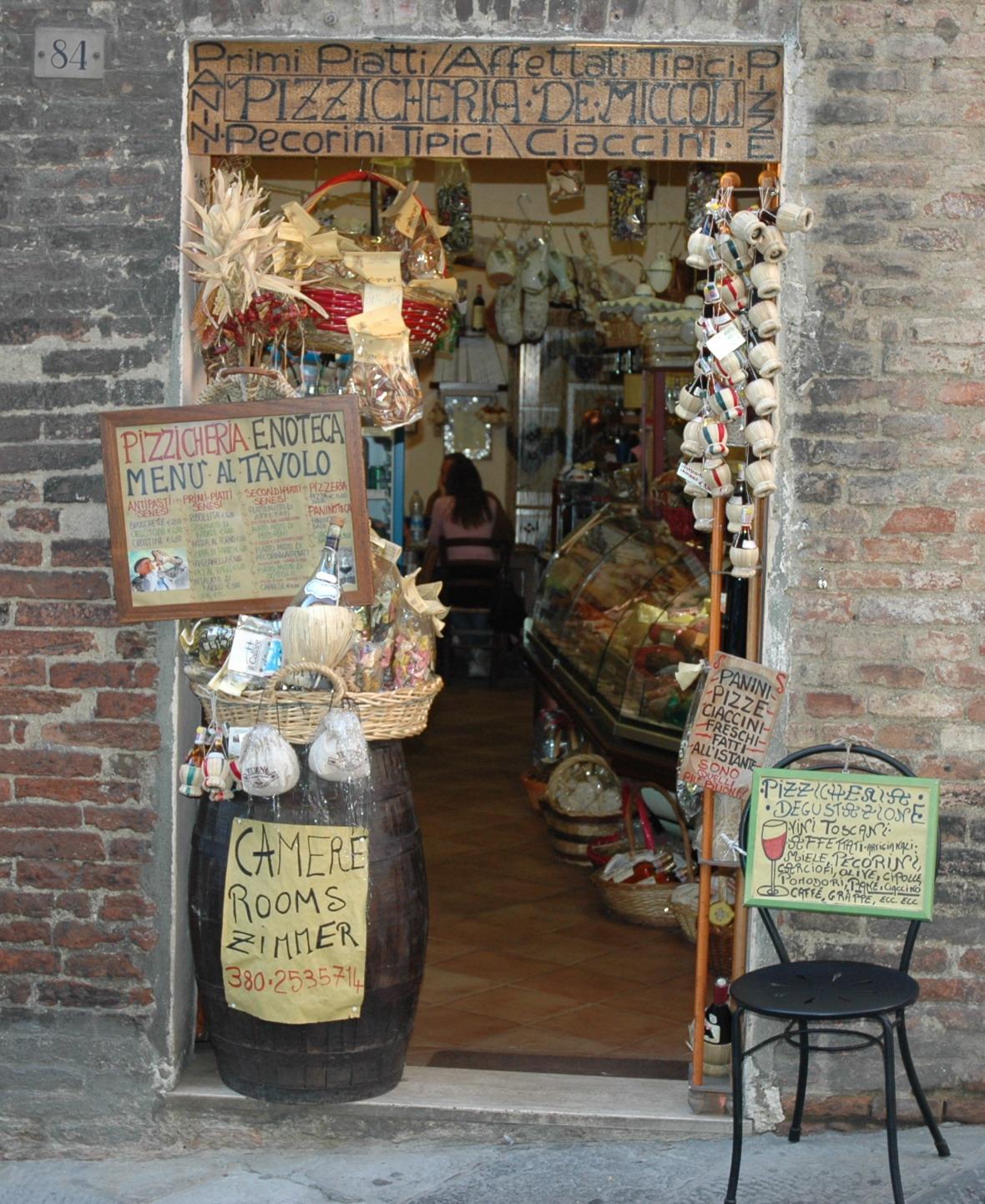 Umbria store