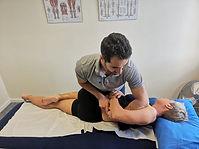 Lumbar spine manipulation