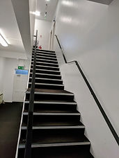 Clinic stairs