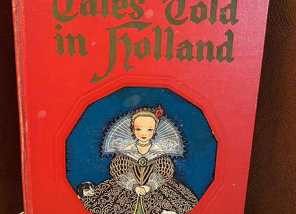 1926 Tales Told in Holland